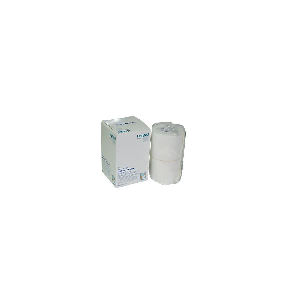 Vendas elasticas adhesivas de 10 cm x 4,5 mtrs
