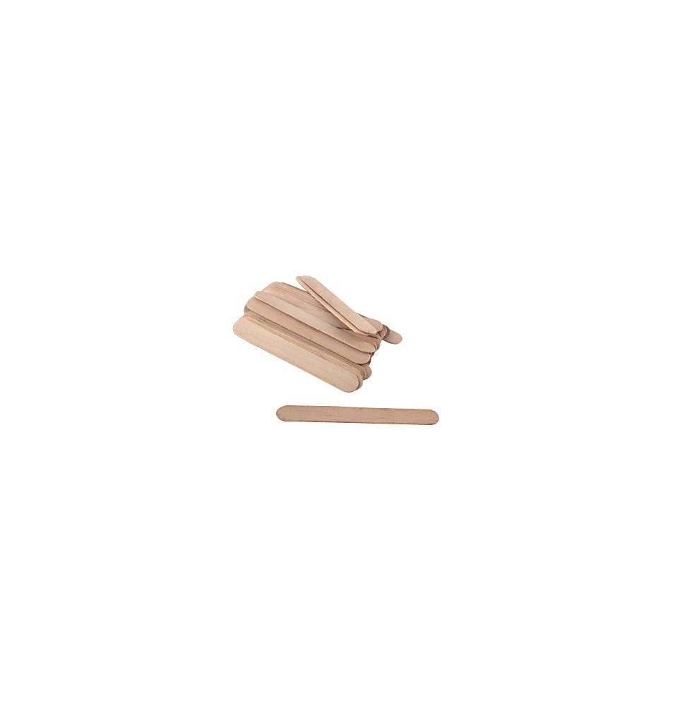 Depresores linguales de madera