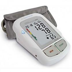 Medidor de Tensión Arterial (Esfigmomanómetro) digital de brazo con  voz