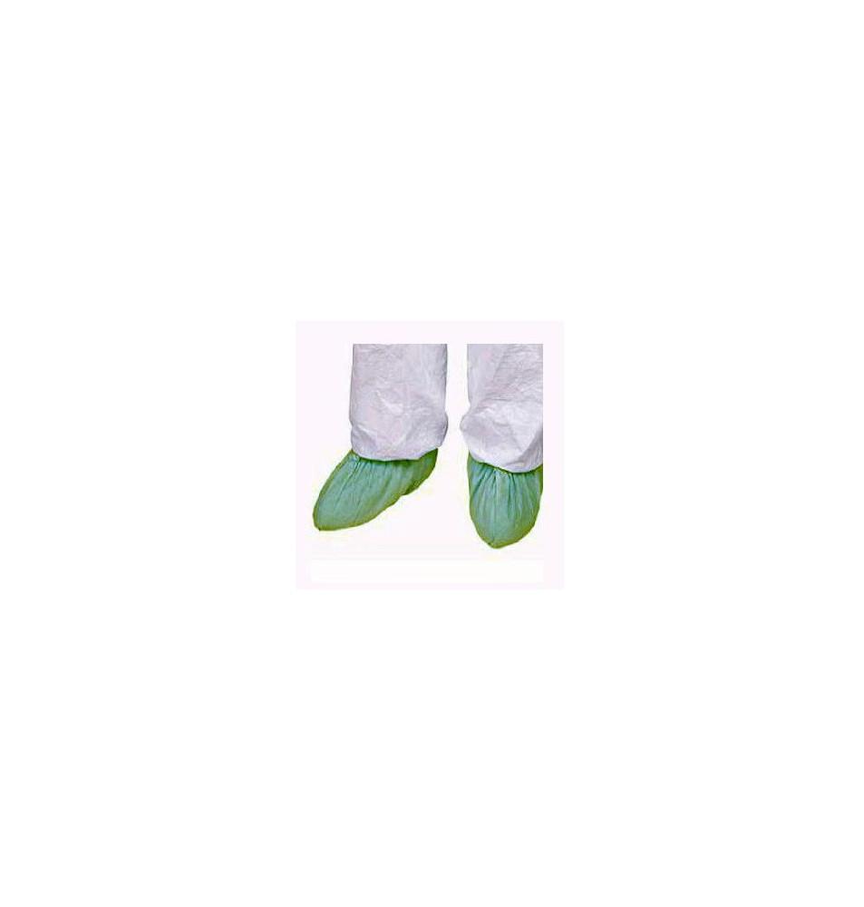 Cubrezapatos verde de 35 Gr.