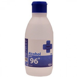 Alcohol de 96º 250 ml.